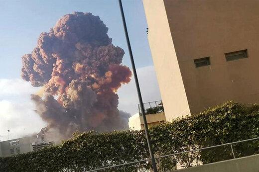 گزارش رسانه آمریکایی از انبار نیترات در بیروت