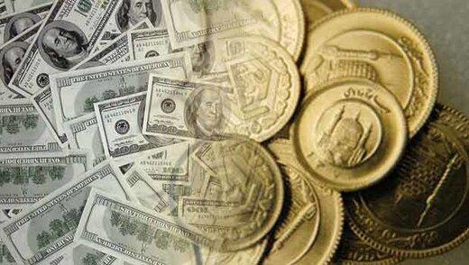 قیمت طلای ۱۸ عیار، نرخ ارز ، دلار، سکه، طلا و یورو امروز دوشنبه ۲۰ مرداد