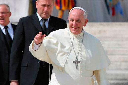 درخواست پاپ از جامعه جهانی در پی انفجار بیروت