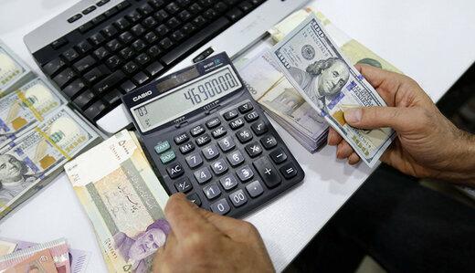افزایش محسوس فروشندگان در بازار ارز/ دلار تا کجا میریزد؟