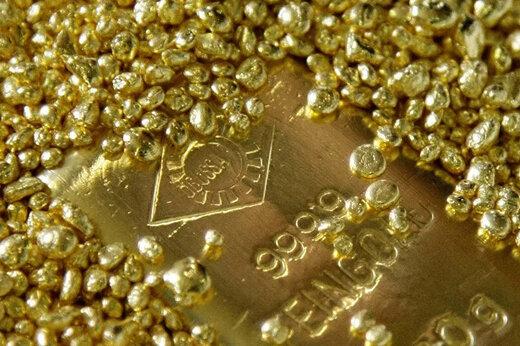 قیمت طلا ۷ درصد سقوط کرد