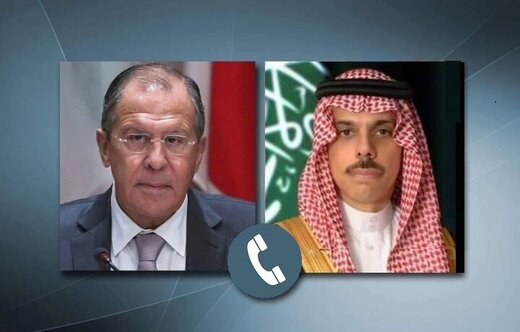 گفتگوی وزیران خارجه روسیه و عربستان حول سه محور