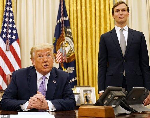 ترامپ رسما معامله قرن را کنار گذاشت
