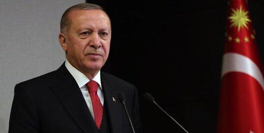 اردوغان از احتمال تعلیق روابط با امارات خبر داد