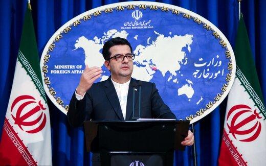 سخنگوی وزارت خارجه: آمریکا درس بگیرد وگرنه منزویتر میشود