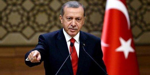 اردوغان: اجازه نمیدهیم کسی در مدیترانه قلدری کند