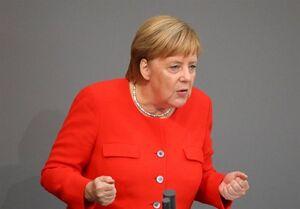 مرکل مخالف خروج نیروهای آمریکا از آلمان است
