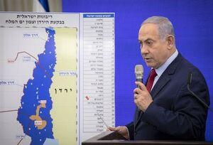 نتانیاهو: طرح الحاق کرانه باختری همچنان پابرجاست