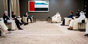 دیدار وزیر اماراتی با مقام آمریکایی و رایزنی درباره ایران