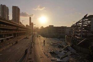 آمار اولیه انفجار بیروت اعلام شد