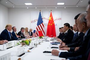 پکن جنگ دیپلماتیک آمریکا علیه چین را نشانه ضعف دانست