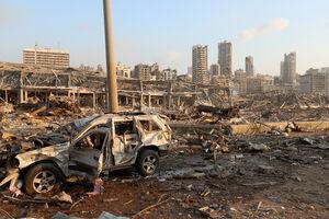 برآورد میلیاردها دلار خسارت ناشی از انفجاربیروت
