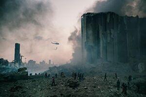 افزایش شمار کشتههای انفجار لبنان به ۱۱۳ نفر