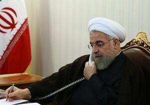 روحانی: ملت بزرگ لبنان با همبستگی از این حادثه سخت با سربلندی عبور خواهد کرد/ عون: مردم لبنان همواره قدردان توجه و محبت ایران به خود بوده است