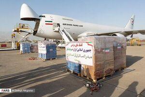 کمکهای بشردوستانه ایران به لبنان رسید +عکس