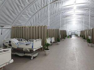 جزییات برپایی بیمارستان صحرایی ایران در لبنان