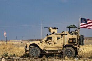 انفجار بمب در مسیر کاروان تجهیزات آمریکایی در عراق