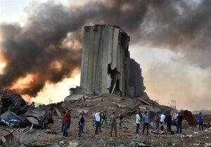 واکنش ارتش لبنان به یک شایعه درباره انفجار بیروت