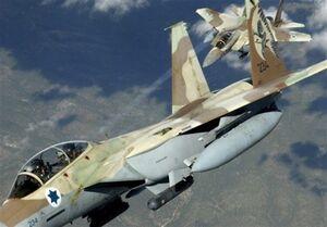 تجاوز مجدد رژیم صهیونیستی به حریم هوایی و دریایی لبنان