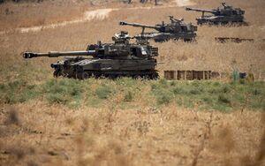 عقبنشینی ارتش اسرائیل از جبهههای شمالی اراضی اشغالی