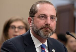 ادعای تکراری وزیر بهداشت آمریکا علیه چین
