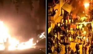 درگیری خونین در هند در پی اهانت به ساحت مقدس پیامبر (ص) +فیلم