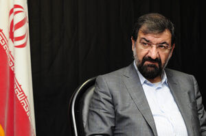 محسن رضایی: بیغیرتها ازپشت خنجر میزنند