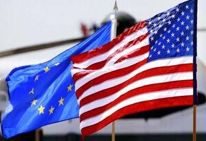 اعتراض هماهنگ ۲۴ کشور عضو اتحادیه اروپا علیه تحریمهای آمریکا