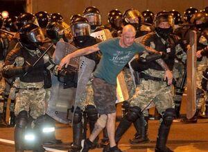 دولت بلاروس برای حلوفصل تنشهای داخلی اعلام آمادگی کرد