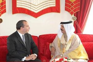بحرین هم زمان برقراری رابطه با اسراییل را اعلام کرد