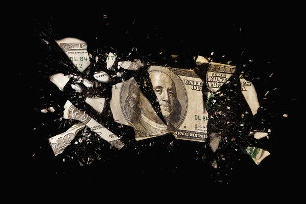 ثبت بدترین سقوط ماهانه ارزش دلار در ۱۰ سال اخیر