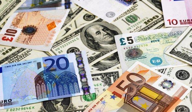 نرخ رسمی یورو کاهش و پوند افزایش یافت/ قیمت دلار ثابت ماند