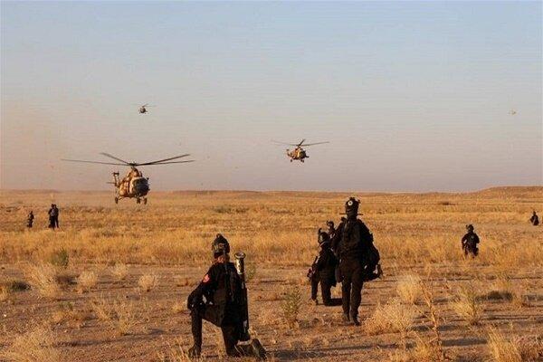 عملیات ضد تروریستی ارتش عراق در نینوا/ ۶ نفر بازداشت شدند