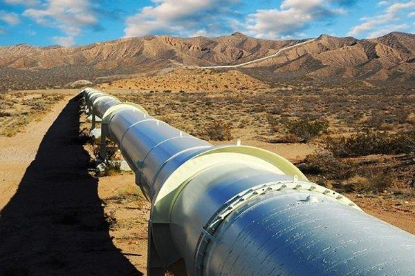 صادرات روزانه گاز در تیر ۹۹؛ ۷۹ میلیون مترمکعب