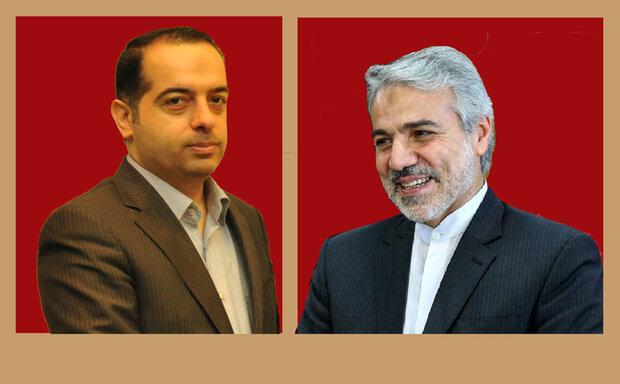 رئیس سازمان مدیریت و برنامهریزی استان تهران منصوب شد