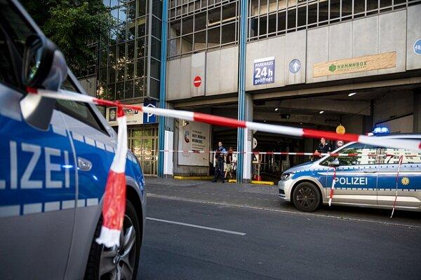 حمله مسلحانه به بانکی در پایتخت آلمان/ یک نگهبان زخمی شد