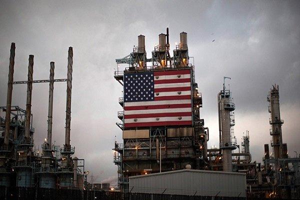 ظرفیت پالایشگاهی آمریکا کاهش یافت