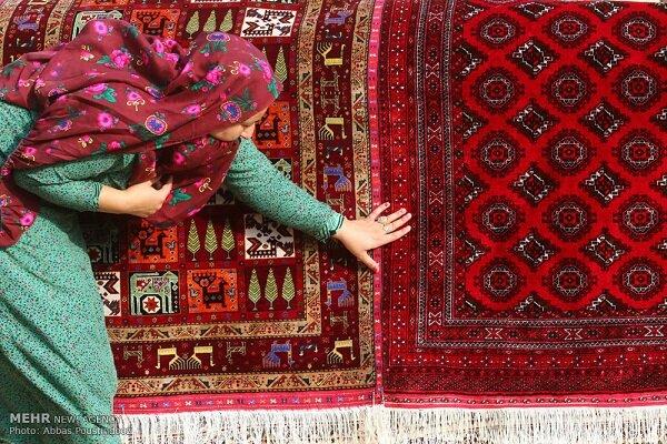 ثبت جهانی نشانه جغرافیایی فرش دستباف برای ۱۴ منطقه