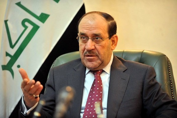 نوری المالکی حادثه انفجار بیروت را به سید حسن نصرالله تسلیت گفت