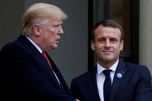 ادعای مقام فرانسوی درباره یادآوری مخاطرات تحریم حزبالله به ترامپ
