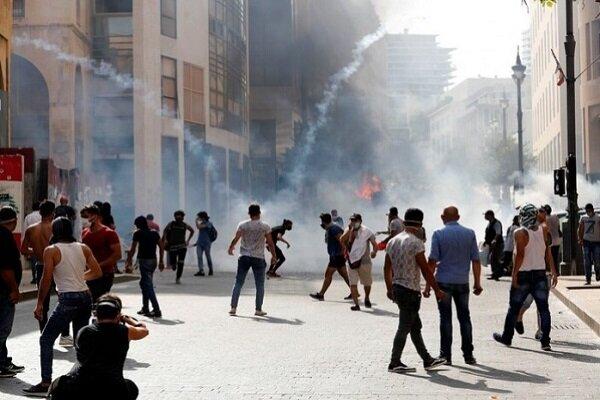 تعداد مجروحان درگیریهای شب گذشته در لبنان افزایش یافت