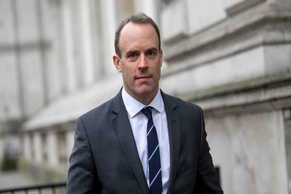وزیر خارجه انگلیس باز هم نگران هنگکنگ شد!