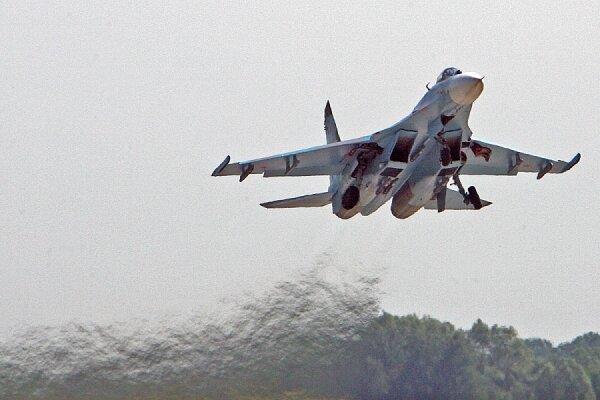جت جنگنده روسیه یک فروند هواپیمای شناسایی آمریکا را رهگیری کرد
