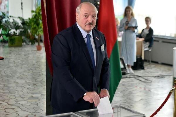 پیشتازی رئیس جمهور کنونی بلاروس در انتخابات ریاست جمهوری