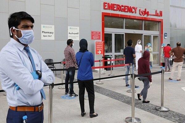 شمار مبتلایان به کرونا در امارات به ۶۲ هزار و ۷۰۴ نفر رسید