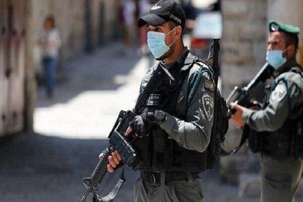 نظامیان صهیونیست به فلسطینیان یورش بردند/ وقوع درگیری شدید