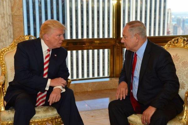نتانیاهو از ترامپ انتقاد کرد