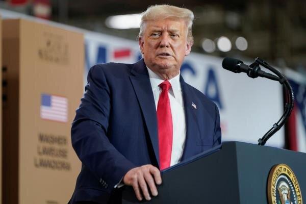 ترامپ: یک ماهه با ایران به توافق می رسم