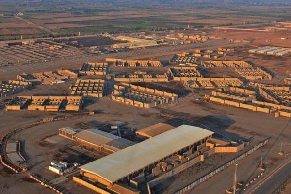 حمله راکتی به پایگاه هوایی «البلد» در عراق