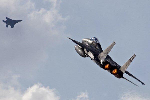 حمله هوایی و پهپادی رژیم صهیونیستی به مناطقی در نوار غزه